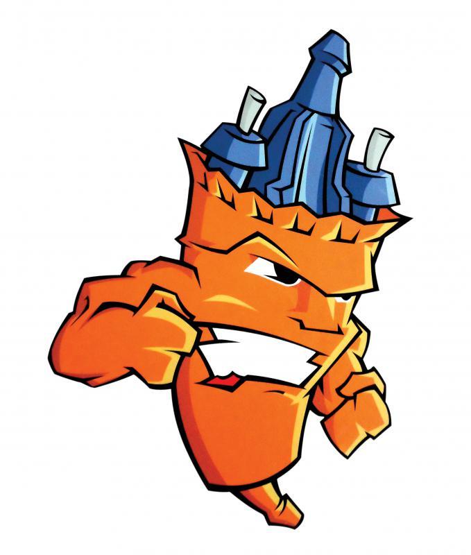 Mascote Dinamica